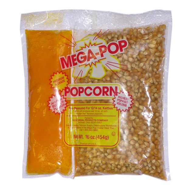 Where to find POPCORN, 6 OZ in Monroe