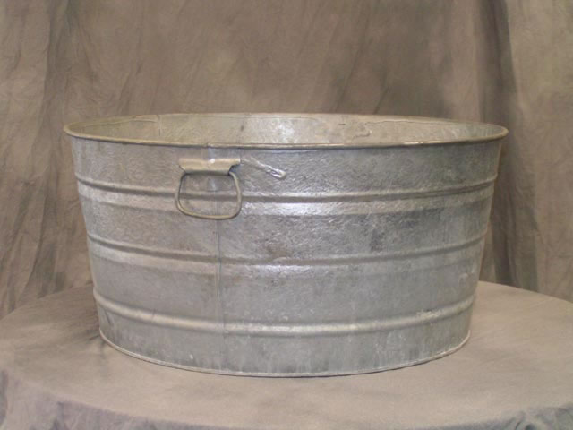 Where to find GALVANIZED TUB in Monroe