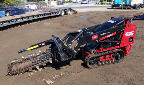 Where to find TRENCHER, DINGO ATTACHMENT in Monroe