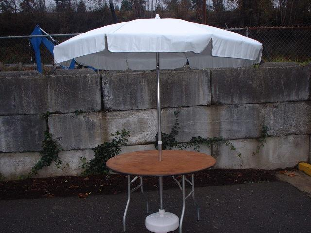 Where to find UMBRELLA, 4FT WITH STAND in Monroe