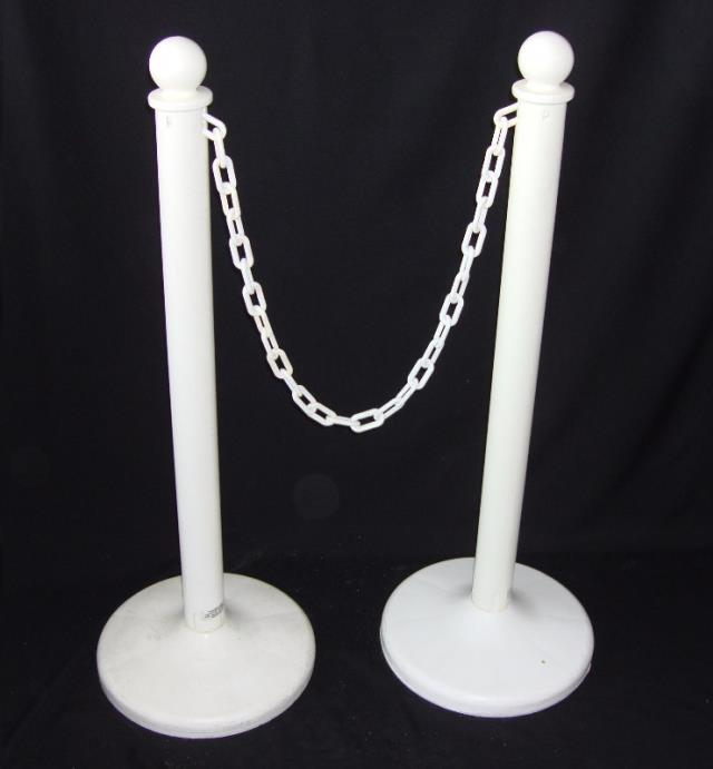Where to find Stanchion Upright - PLASTIC in Monroe