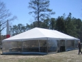 Rental store for WALL, TENT CLEAR 20  LENGTH in Monroe WA