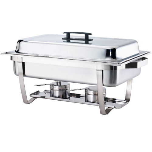 Where to find CHAFER, 8 QT STAINLESS in Monroe