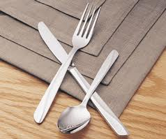 Where to find FLATWARE FORK, SALAD STAINLESS in Monroe