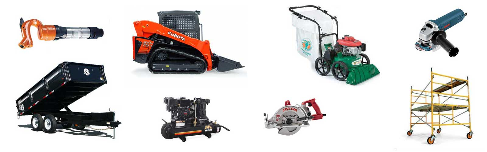 Equipment rentals in East King and Southern Snohomish Counties